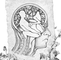 PAULA & MEL. A Illustration project by Marta Serrano Sánchez - 13-11-2013