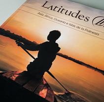 Latitudes Asia, África, Oceanía e Islas de la Polinesia. Um projeto de Design de Alejandro Gutiérrez García         - 22.11.2013