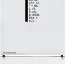 Underscore. Un proyecto de Diseño e Ilustración de Asier Bueno         - 24.11.2013