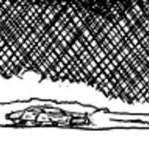 La Carretera.. Um projeto de Ilustração de Eduard  Costales Alba         - 08.01.2014