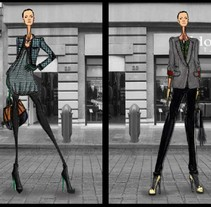 Street Mood Moda. Un proyecto de Diseño de Luis Miguel Ramírez Valero         - 25.11.2013