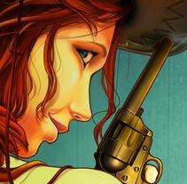 Hey, Little Cowboy!. Un proyecto de Ilustración de Ana del Valle Seoane - 12-03-2010