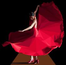 Flamenco III. A Illustration project by Fco Javier Roman Martinez         - 27.11.2013