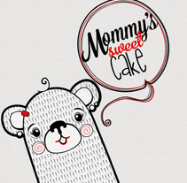 Mummy Bear. A Design&Illustration project by Iván Villarrubia - 06-12-2013