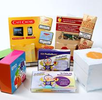 Caja.- Espacio para contener cosas.. Un proyecto de Publicidad de Artes Gráficas G3, S.A.   -  Soluciones de Producción          - 10.12.2013