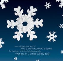 GAP Navidad. A Design, and Advertising project by setentaycuatro         - 12.12.2013