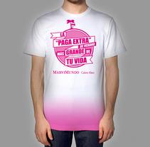 """La """"paga extra de verano"""" más grande, Marvimundo y Calvin Klein. Un proyecto de Diseño y Publicidad de Señor Rosauro         - 24.06.2012"""