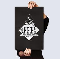 Funny Fucking Funky // Logo. Un proyecto de Diseño de Tony Raya  - Jueves, 23 de enero de 2014 00:00:00 +0100