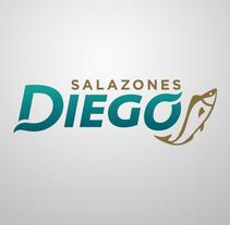 Salazones Diego, propuesta de restyling y aplicación a packaging. Un proyecto de Diseño y Publicidad de Señor Rosauro         - 19.05.2012