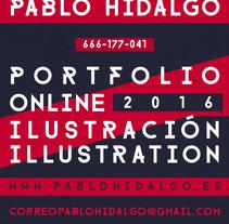Ilustración Pablo Hidalgo. A Illustration project by Pablo Hidalgo Fernandez         - 31.10.2015