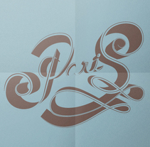 Lettering retro.... A Illustration project by Dues Creatius          - 29.01.2014