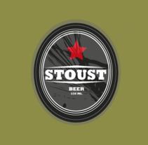 Etiquetas para cerveza.. Um projeto de Design gráfico de Leopoldo Blanco         - 09.02.2013