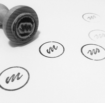 Tarjeta personal Maite Fuentes. A Design project by maite fuentes          - 31.01.2014