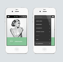 IPECC Redesign. A UI / UX, Art Direction, and Web Design project by Julián Pascual - 01-02-2014