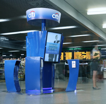 citibank DDS. A Motion Graphics, Film, Video, TV, and Post-Production project by Rubén Dené         - 02.07.2013