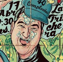 H2O Poster. A Graphic Design&Illustration project by Ink Bad Company - Feb 03 2014 12:00 AM