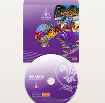 CD Centenario Scout. A Design, Br, ing&Identit project by Laura de la Cruz Martínez - 11-02-2014