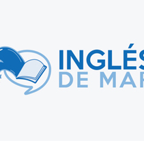 Logo para Inglés de Mar. A Br, ing, Identit, and Graphic Design project by Josep Enric Peret         - 20.02.2014