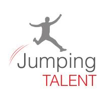 Jumping Talent. Equipo de Diseño Online/Offline. Um projeto de Design editorial, Design gráfico e Web design de Marta Páramo Vicente         - 31.12.2013