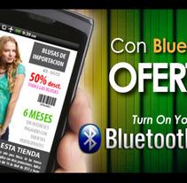 Bluemkt. Um projeto de Publicidade, Design gráfico e Marketing de Ineshi  - 27-02-2014