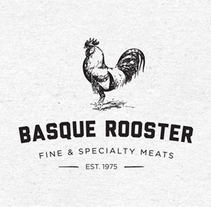 Basque Rooster. A Br, ing, Identit, Graphic Design, and Web Design project by Ander Burdain - 27-02-2014
