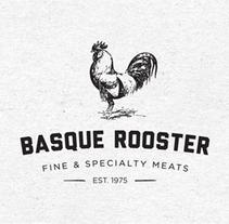Basque Rooster. Un proyecto de Br, ing e Identidad, Diseño gráfico y Diseño Web de Ander Burdain - 28.02.2014