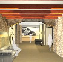 hotel. Un proyecto de 3D de Montse Quirós         - 03.03.2014
