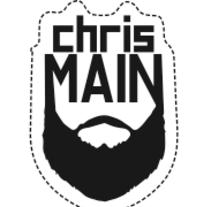 Chris Main DJ. A Design project by Aida Antolin         - 06.10.2014