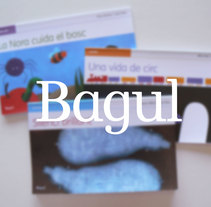 Editorial Bagul. A Editorial Design, T, and pograph project by Laie Ortin Muñoz         - 18.09.2012