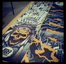 Catalyst Snowboards Australia.. A Illustration, and Graphic Design project by Nache Ramos - 31-03-2014