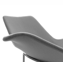 'zambra' lounge chair. for bdm collection, london.. A Furniture Design project by beatriz diaz matud - 31-03-2014