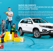 Kia. A Advertising, Photograph, and Automotive Design project by Enri Mür Management          - 31.03.2014