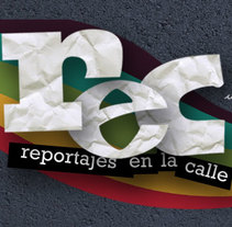 rec - reportajes en la calle. Um projeto de Web design e Desenvolvimento Web de Carme Carrillo Cubero         - 05.06.2009