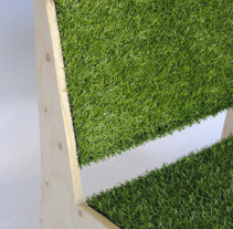A247 GREEN. Un proyecto de Diseño de muebles de Olafur k  - 05-04-2014