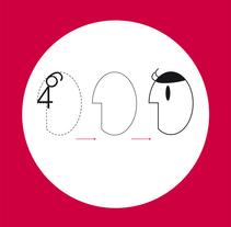 6+4. Ilustraciones a partir del juego de niños. Un proyecto de Diseño gráfico e Ilustración de Carolina Carbó - Lunes, 07 de abril de 2014 00:00:00 +0200
