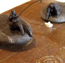 Islas. Un proyecto de Escultura de Gonzalo G. Espasandín - 07-04-2014