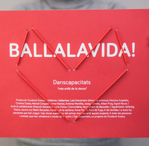 Ballalavida!. A Design, Graphic Design, and Screen-printing project by Anna Pigem - 09-04-2014