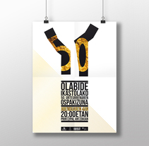 Aita Raimundo Olabide Ikastola. A Design, Advertising, and Graphic Design project by Succubus™         - 30.11.2013