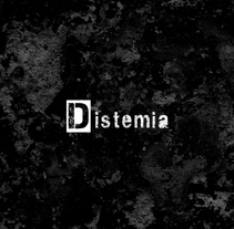 Distemia - CD Packaging. A Art Direction, Graphic Design, and Packaging project by Fran Moreno         - 20.04.2014