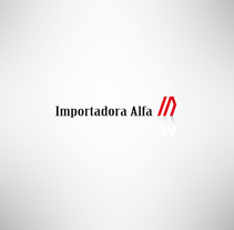 Importadora Alfa. A Graphic Design project by gabriel sampedro - Apr 22 2014 12:00 AM