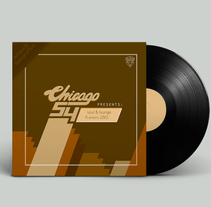Sesiones - Chicago 54. A Graphic Design project by Iban  - 04-05-2014
