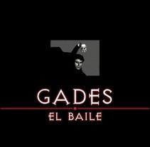 Gades, el baile.. Un proyecto de Diseño editorial de Marcelo Bordas - Jueves, 01 de enero de 2004 00:00:00 +0100