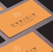 Identidad Corporativa. Um projeto de Design, Direção de arte, Br, ing e Identidade e Design gráfico de Marcela Ordóñez Sánchez         - 11.01.2014