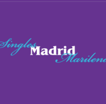 Singles Madrid. A Design project by Adriana Alejos - 15-05-2014