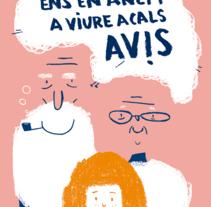 Diseño de Portada Libro juvenil. Un proyecto de Ilustración de Sergio Lopez Navarro - Martes, 20 de mayo de 2014 00:00:00 +0200
