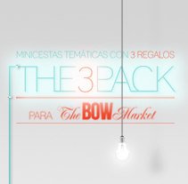 The3Pack.com. A Art Direction, Graphic Design, and Web Design project by Álex Ollero - 21-05-2014