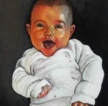 Retratos. Um projeto de Artes plásticas de Alesia Losada Arias         - 21.05.2014