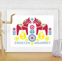 Illustración. Un proyecto de Ilustración de le  dezign - Viernes, 23 de mayo de 2014 00:00:00 +0200