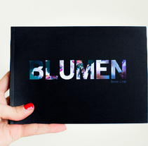 BLUMEN. A Photograph, Art Direction, and Editorial Design project by Cecilia De Jorge - 27-05-2014