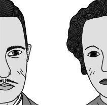 Lovers. Un proyecto de Ilustración de Fernando Pérez         - 27.05.2014